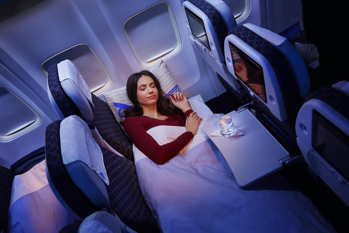 Как бесплатно выбрать лучшее место в самолете в салоне Эконом-класса
