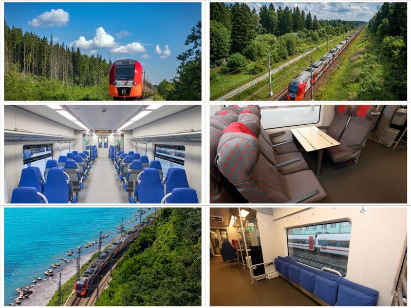 Поезд Ласточка официальный сайт цены на билеты