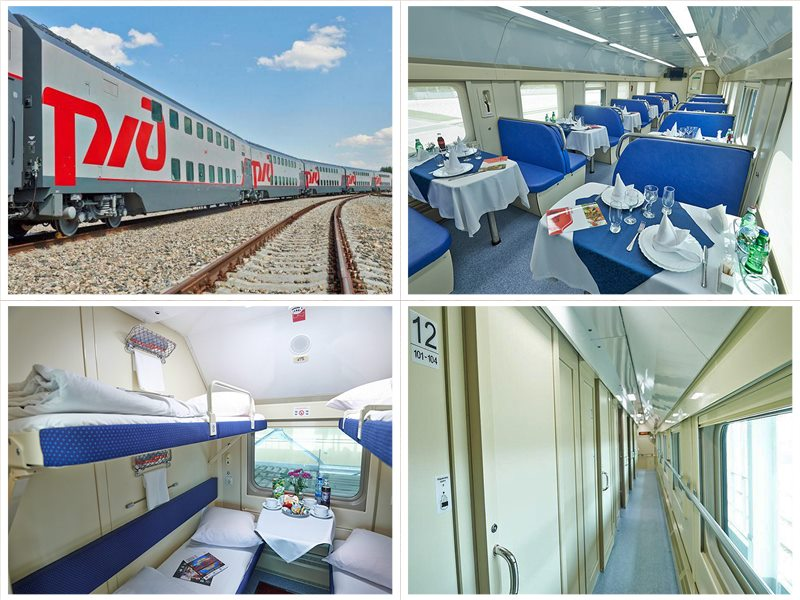Билеты на поезд Северная Пальмира Санкт-Петербург Адлер