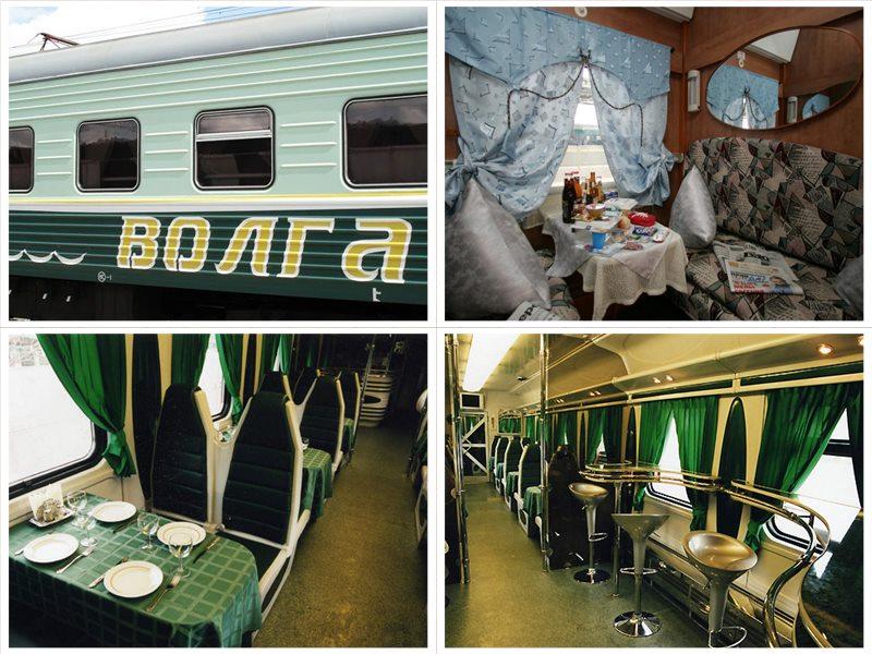 Поезд Волга 059А Санкт-Петербург Нижний Новгород расписание билеты