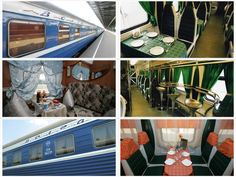 Расписание поезда Волга и билеты