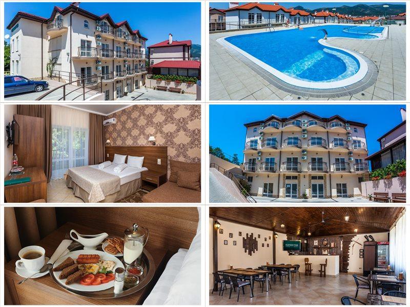 Отель Кедровая Роща
