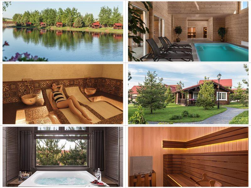 Отель FishPoint Family Resort Золотой сазан
