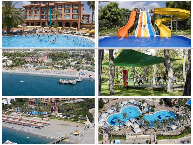 Отель Asteria Kemer Resort