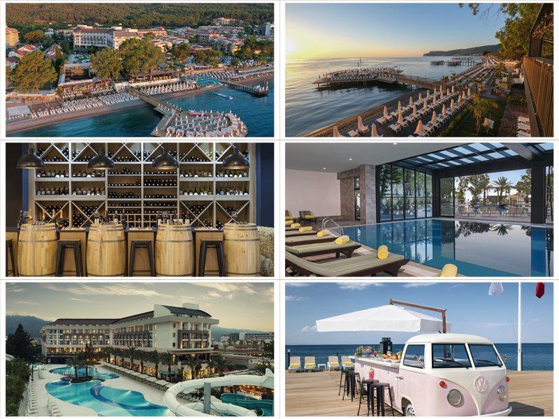 Отель DoubleTree By Hilton Antalya-Kemer