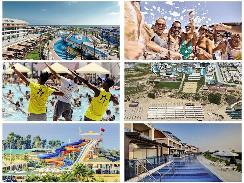 Отель Jacaranda Hotels Side