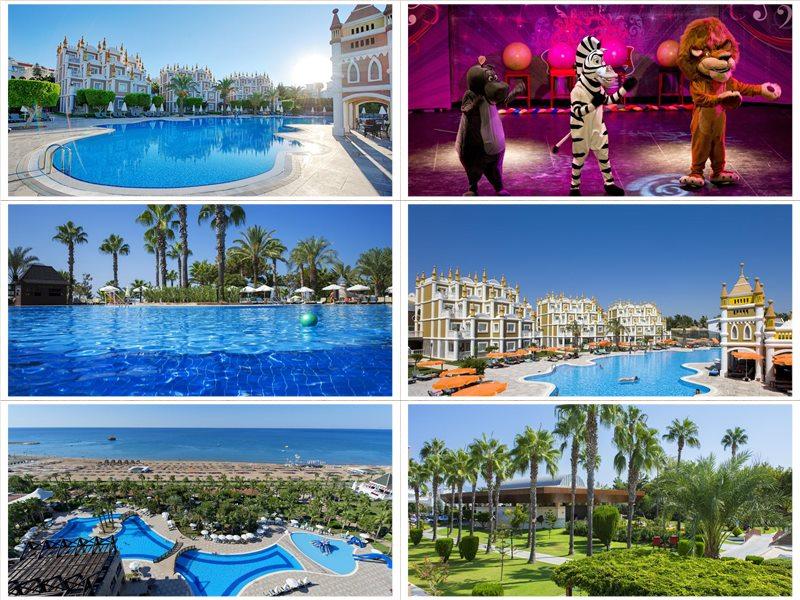 Отель Kamelya Selin Luxury Resort & SPA