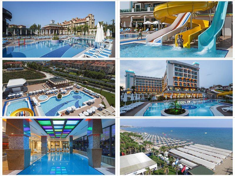 Отель Luna Blanca Resort & SP