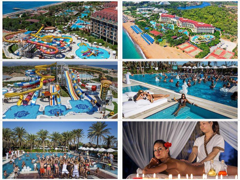 Отель Nashira Resort & Aqua