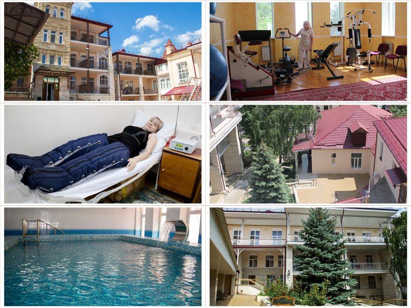 Пятигорская Клиника-Санаторий