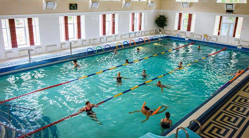 Санатории Ленинградской области с лечением и бассейном