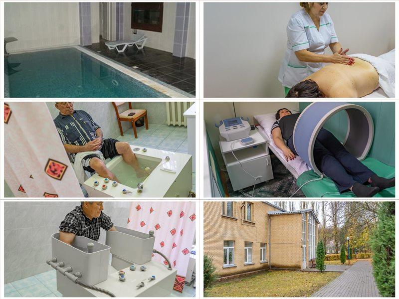 Санаторий Геолог Казахстана