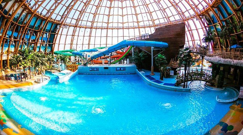 СПА отели Санкт-Петербурга с бассейном