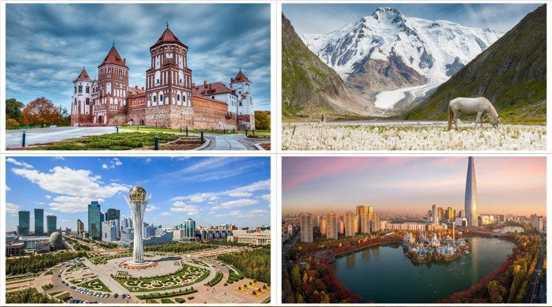 Россия открывает авиасообщение с Казахстаном, Кыргызстаном, Беларусью и Южной Кореей