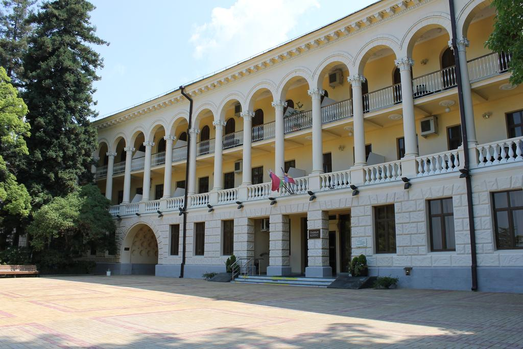 Санаторий Беларусь Сочи официальный сайт
