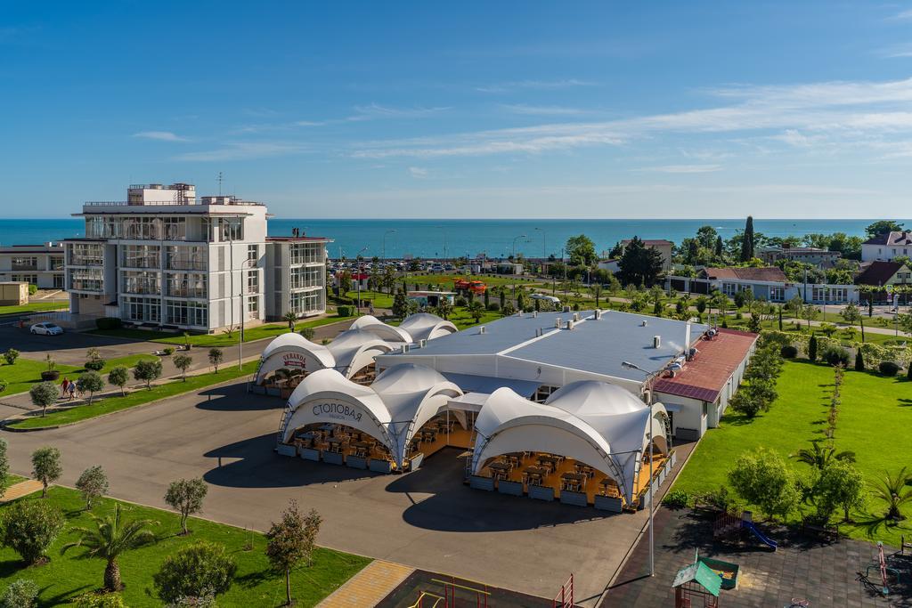 Отель Бархатные Сезоны Екатерининский Квартал Адлер Сочи официальный сайт
