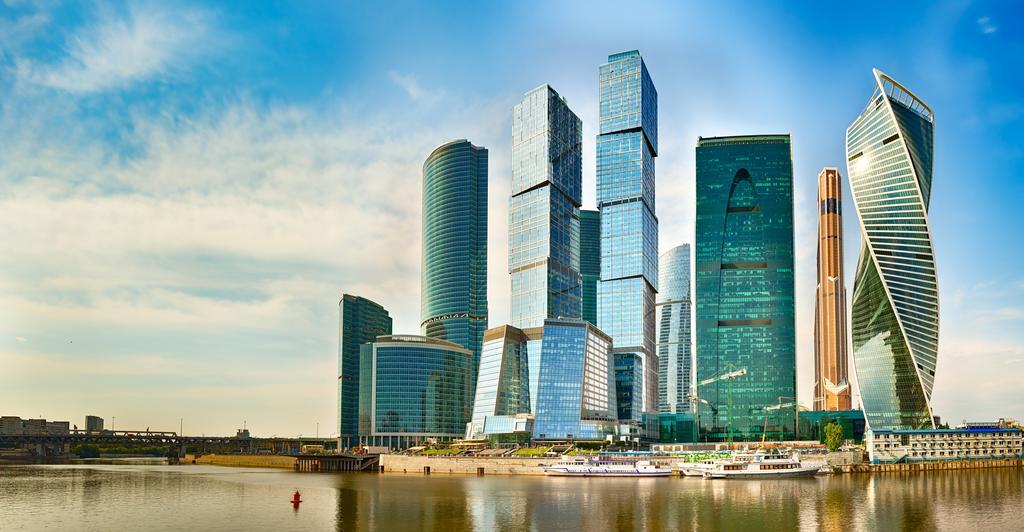 Отель Sky Rooms - Москва Сити Парадайз