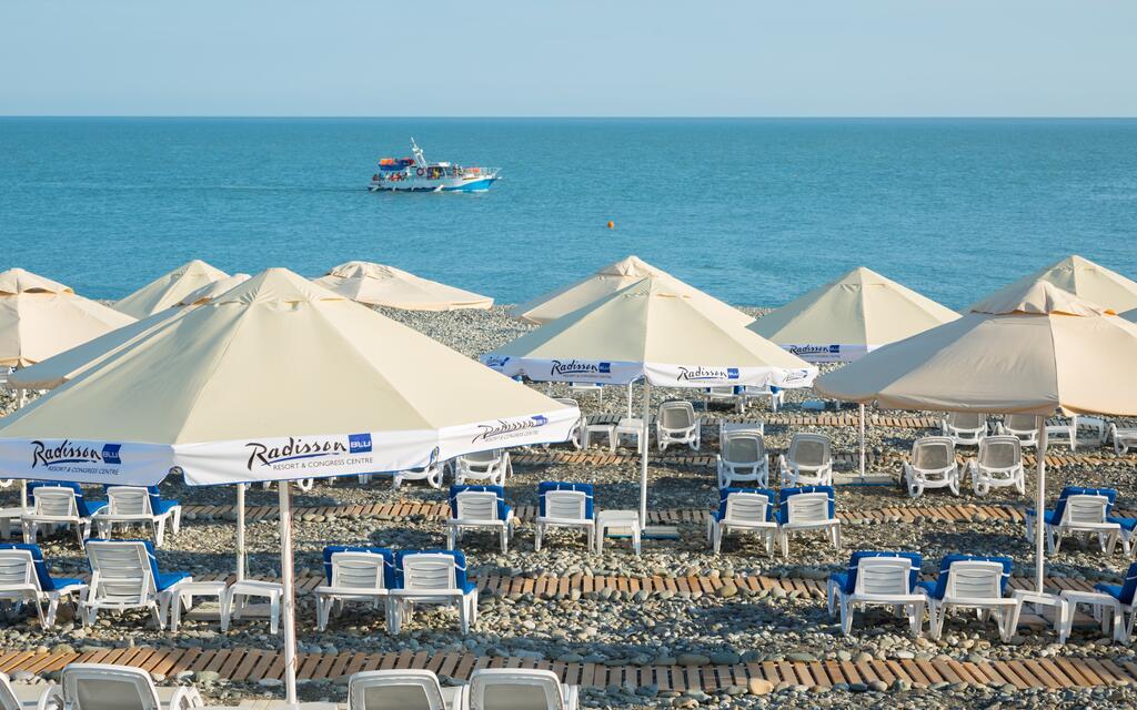 Отель Radisson Blu Resort & Congress Centre Адлер Сочи официальный сайт
