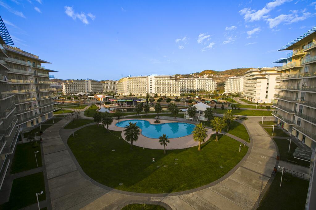 ОК Сочи Парк Отель Адлер официальный сайт