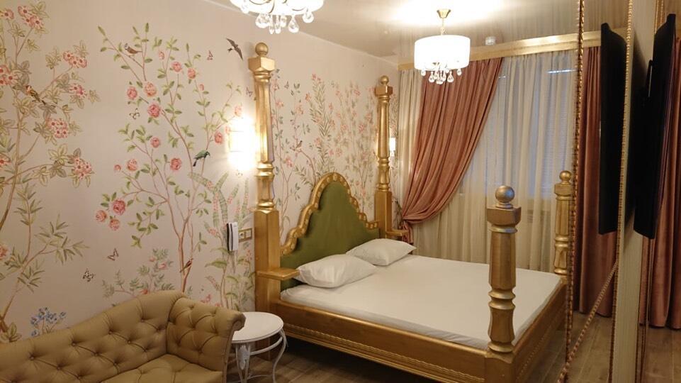 Отель для свиданий Трефен Арбат
