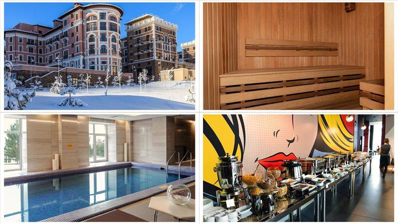 Отель Долина 960 официальный сайт