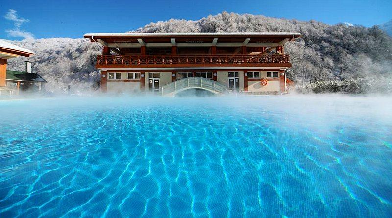 Отели Эсто-Садка с бассейном Красная Поляна цены