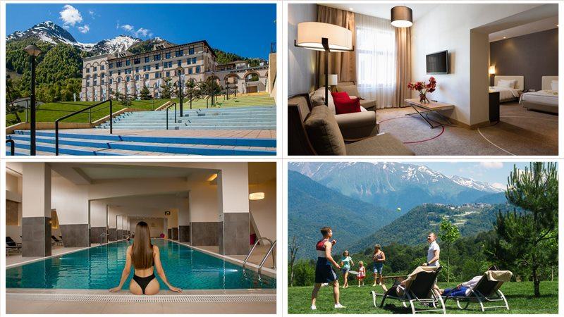 Отель Горки Панорама официальный сайт