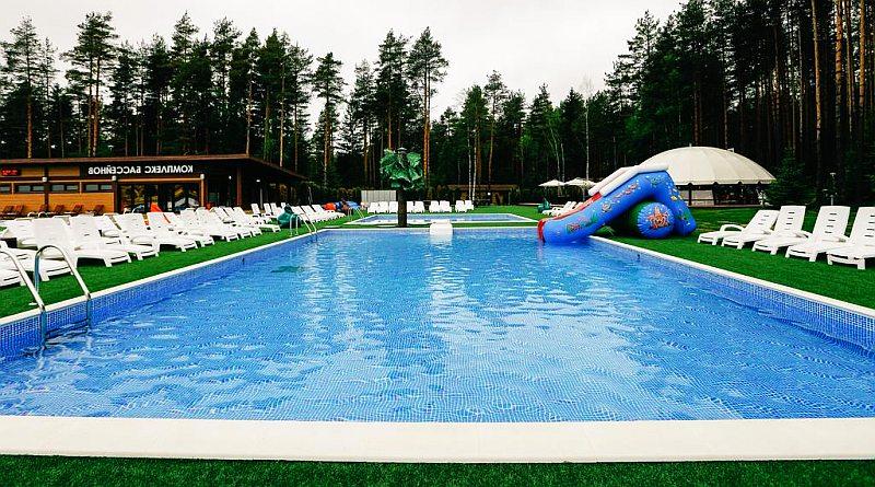 Пансионаты Ленинградской области недорого с бассейном для пожилых людей
