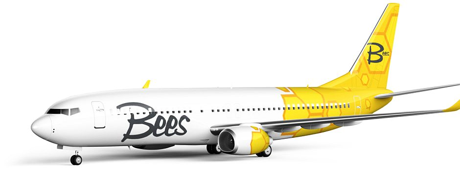 Авиакомпания Bees Airlines официальный сайт авиабилеты
