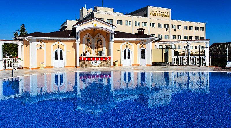 Санатории Саки Крым с лечением цены официальный сайт
