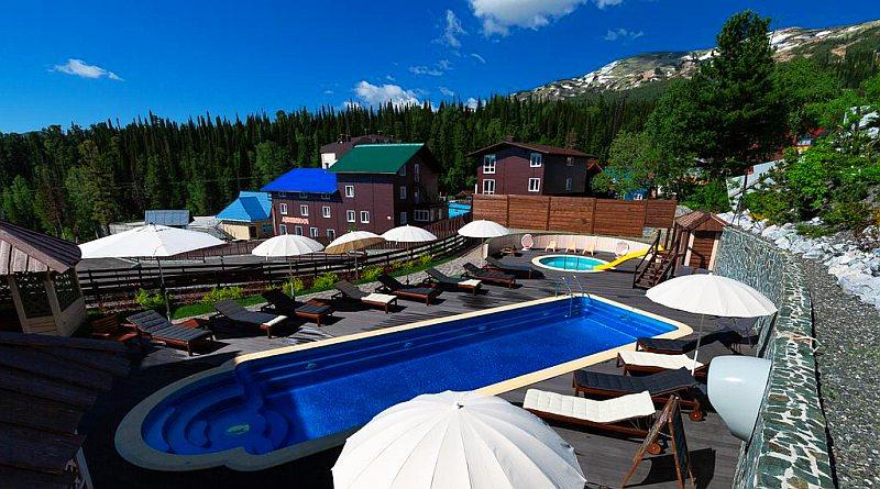 Отели Шерегеша на горе горнолыжный курорт официальный сайт