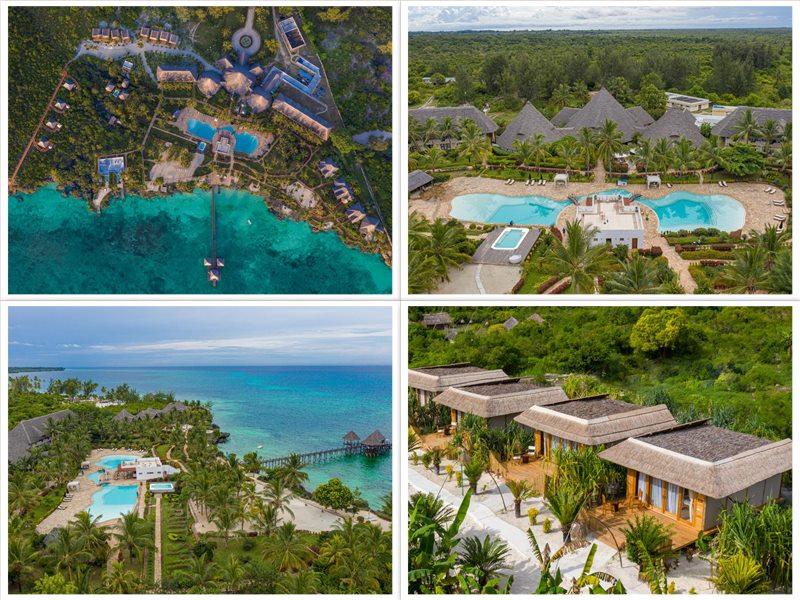 Отель Fruit & Spice Wellness Resort Zanzibar 5 звезд, Кизимкази Бич