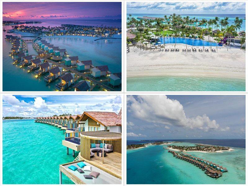 Отель Hard Rock Hotel Maldives 5 звезд