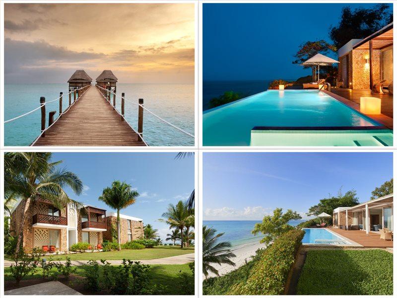 Отель Melia Zanzibar 5 звезд, Кивенгва Бич