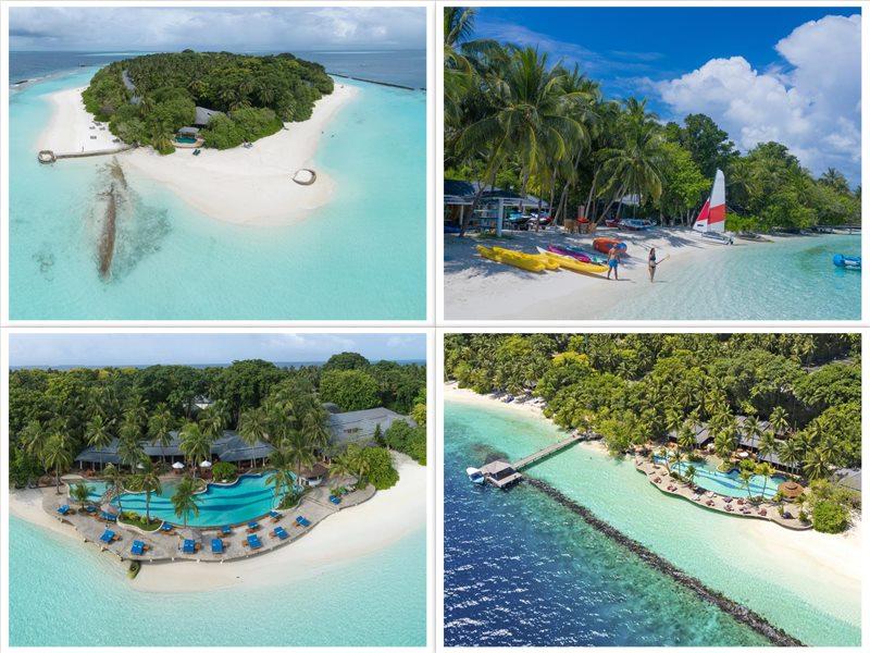 Отель Royal Island Resort & Spa 5 звезд