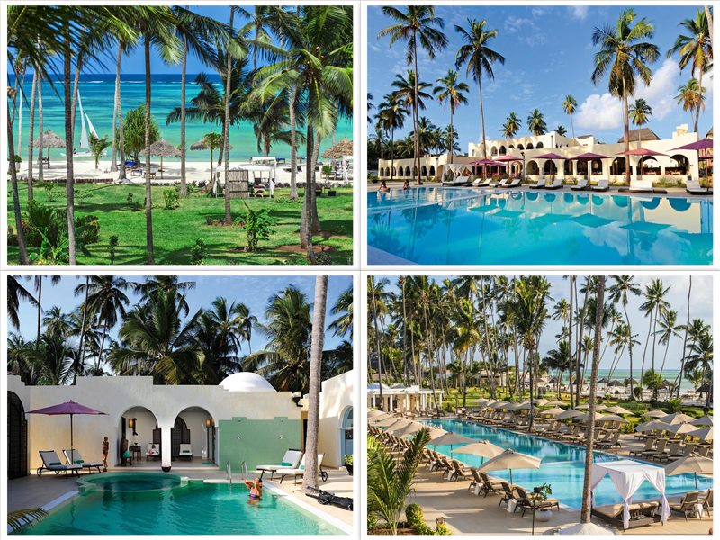 Отель TUI Blue Bahari Zanzibar 5 звезд, Пвани-Мчангани