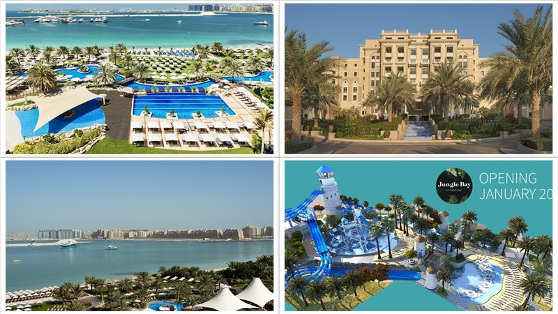 Отель The Westin Dubai Mina Seyahi Beach Resort & Marina 5*
