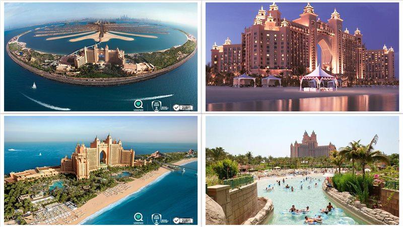 Отель Atlantis The Palm 5*