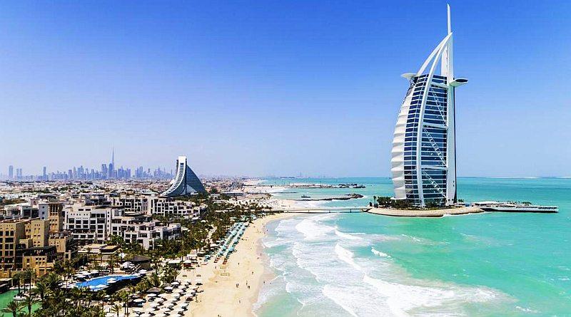 Лучшие отели Дубая с собственным пляжем 5 звезд все включено