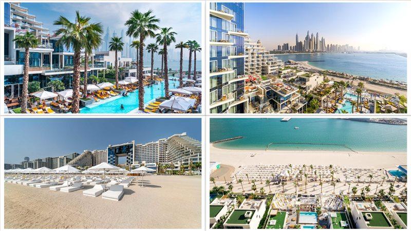 Отель Five Palm Jumeirah Dubai 5*