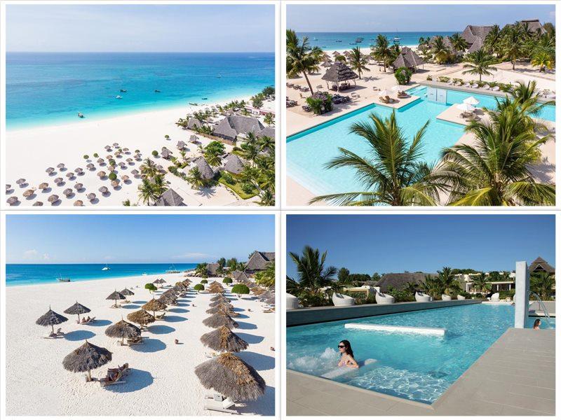 Отель Gold Zanzibar Beach House & Spa 5 звезд, Кендва Бич
