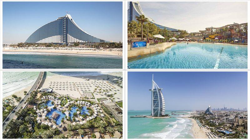 Отель Jumeirah Beach Hotel 5*