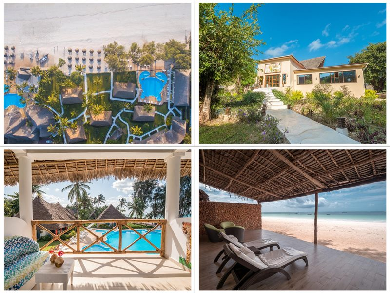 Отель Kiwengwa Beach Resort 5 звезд, Кивенгва Бич