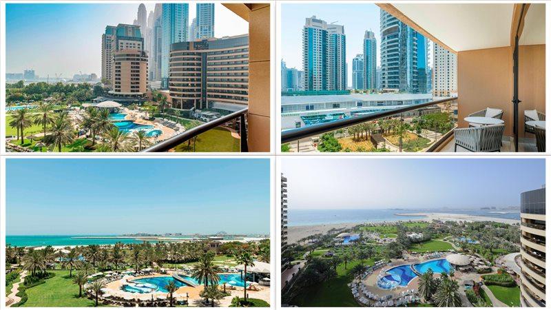 Отель Le Royal Meridien Beach Resort & Spa Dubai 5*