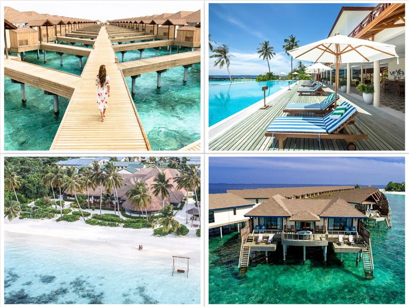 Отель Reethi Faru, Bio Luxury Resort 5 звезд