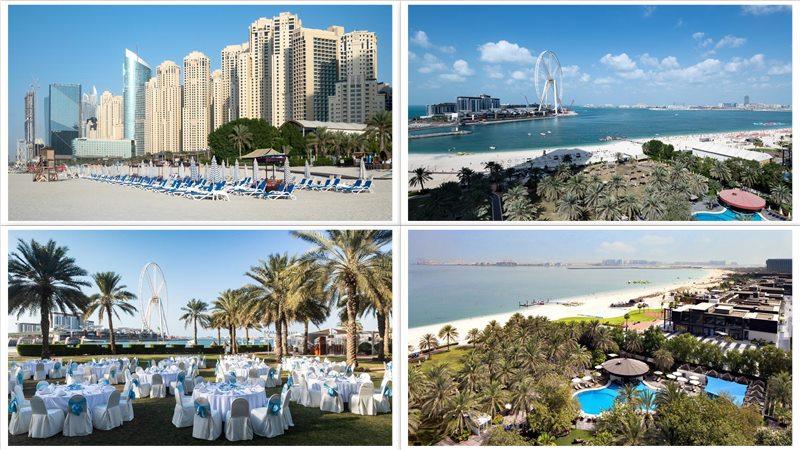 Отель Sheraton Jumeirah Beach Resort 5*