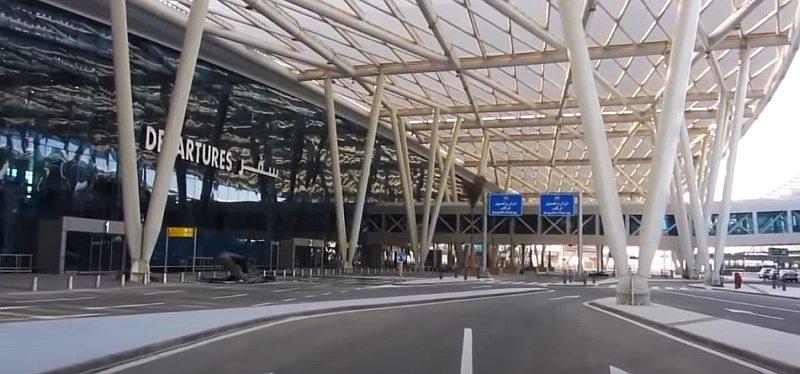 Аэропорт Каир официальный сайт онлайн табло вылета и прилета