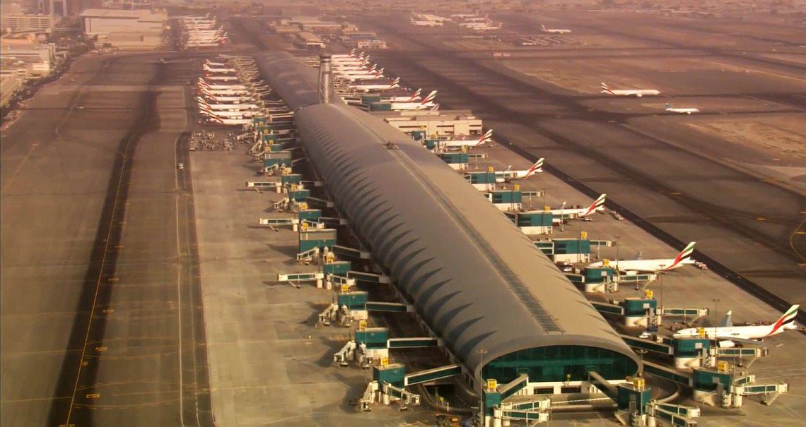 Аэропорт Дубай официальный сайт онлайн табло вылета и прилета