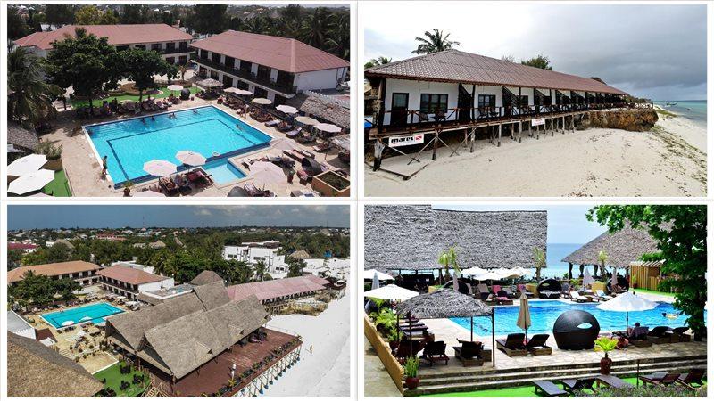 Отель Amaan Beach Bungalows 3*