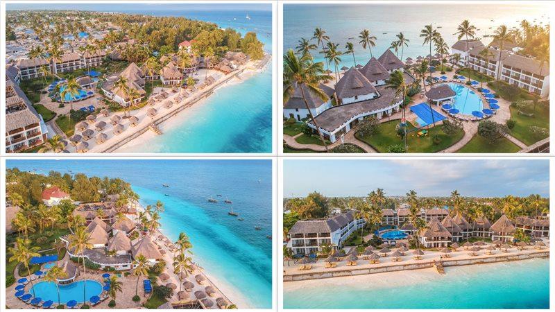 Отель DoubleTree Resort by Hilton Zanzibar Nungwi 4*
